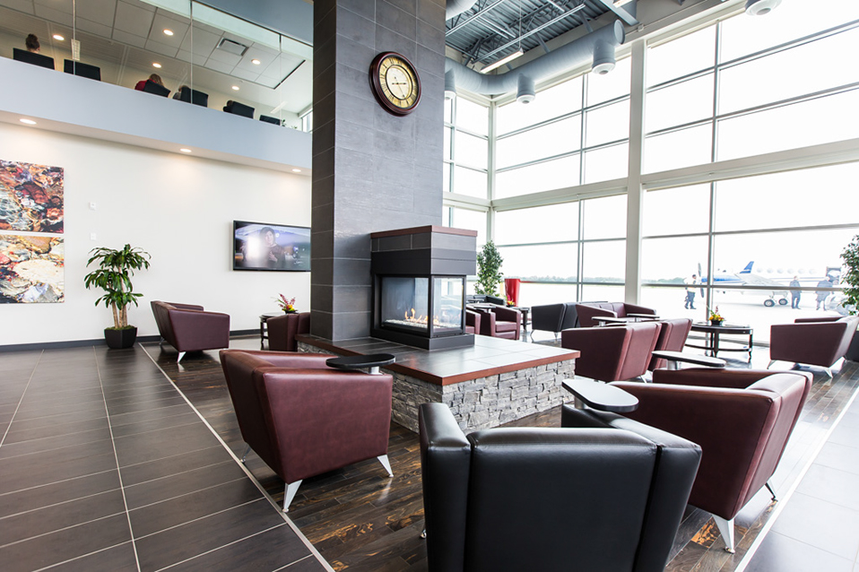 Aurora Clients Access the Finest Departure Lounges Around the World