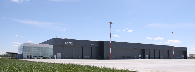Aurora Provides Secure Hangar Space Wherever Your Jet Is Based